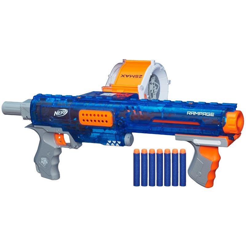 Nerf Blaster Gun Modulus Regulator Scope 24 Darts SwitchFire Technology  Kids Toy   Guns