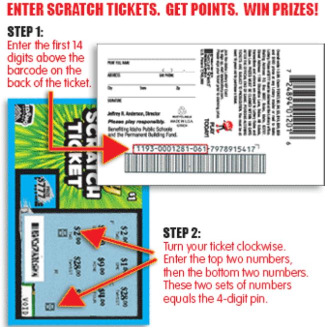 Idaho Lottery VIP Club