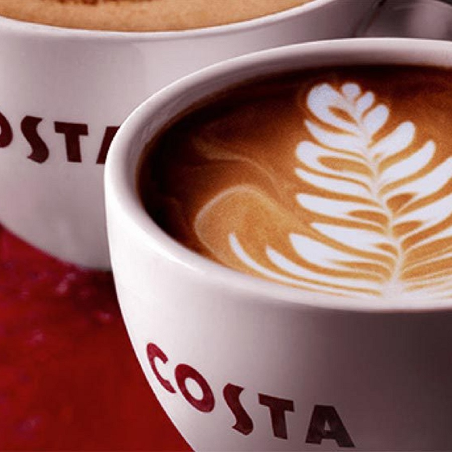 One Free Costa Coffee Hot Drink image